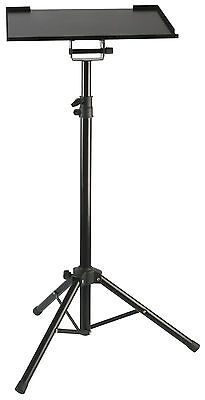 £25.99 • Buy Heavy Duty Projector/Laptop Stand For DJ DISCO KAROKE CONFERENCE ROOM HOTEL BAR