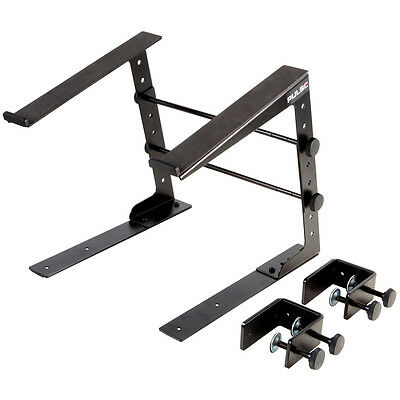 Pulse DJ Laptop Stand Heavy Duty Metal Club Venue Disco Inc Clamps • 19.99£