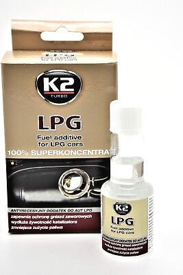LPG Additive Petrol Engine GAS CARS CLEANER RESTORES MOT POWER HP Is BACK 50ml • 7.49£