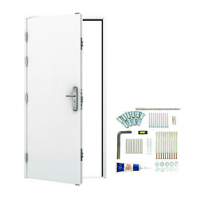 £289.99 • Buy Steel Security Door   19 Locking Points   Latham's Personnel Doors And Frame