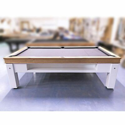 AU6530 • Buy 7 Foot Slate Evolution Ball Return Pub Pool Billiard Table - With Storage