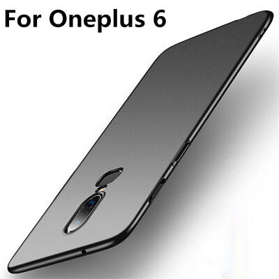 AU3.33 • Buy For OnePlus 7 Pro 6T 6 5T Shockproof Ultra Thin Matte Hard Phone Back Case Cover