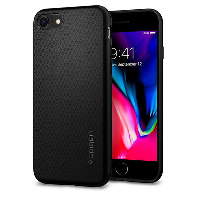 AU17.07 • Buy Apple IPhone 7/8, 7 Plus/8 Plus Case Spigen® [Liquid Air] Slim Protective Cover