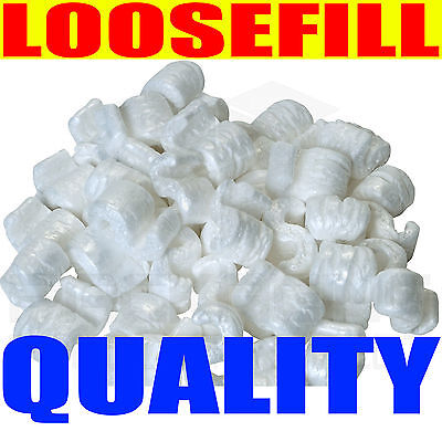 £23.50 • Buy 15 Cubic Feet Loose Fill Packing Peanuts Highest Quality Around