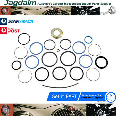 AU230.09 • Buy New Jaguar XJ40 XJ6 Power Steering Rack & Pinion Seal Kit JLM10838
