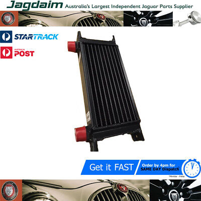 AU296.95 • Buy New Jaguar XJ6 S3 Oil Cooler CAC4540