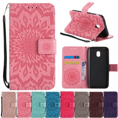 AU5.79 • Buy For Samsung Galaxy J5/J7 Pro Case Magnetic Flip Stand Card Wallet Leather Cover