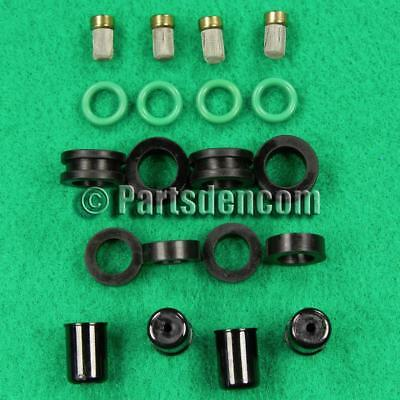 AU34.50 • Buy Fuel Injector Service Kit Fits Holden Rodeo Tf 4ze1 2.6l 4 Cyl 88-92 Injectors