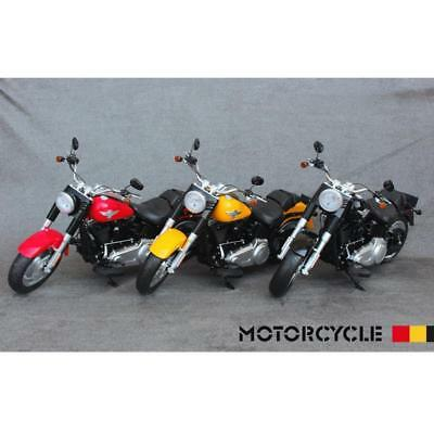 AU19.66 • Buy 1:6 Vehicles Motorcycle Model Toy For 12'' ZY Hot Toys Arnold Terminator Figure