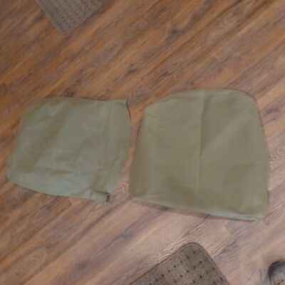 $115 • Buy Seat Cover Kit Canvas Military Driver Side M35A2 M800 M813 M109 M939 USA Made