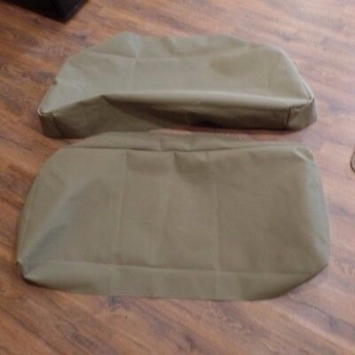 $115 • Buy Seat Cover Kit Canvas Military Passenger Side M939 M900 Series M923  USA Made