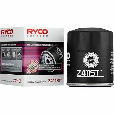 AU17.14 • Buy Ryco Syntec Oil Filter Z411ST (Interchangeable With Z411)