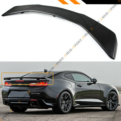 $82.99 • Buy For 2016-2020 Chevrolet Camaro LT RS SS ZL1 Style Big Trunk Lid Spoiler Wing