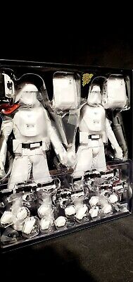 $ CDN310.96 • Buy Hot Toys Star Wars First Order Snowtroopers 2 Pack Set. 1/6 Action Figures New