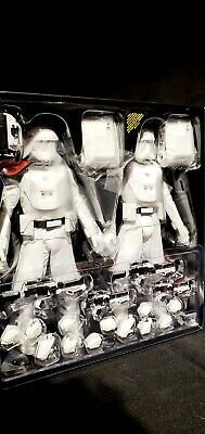 $ CDN381.86 • Buy New!!! Hot Toys Star Wars Snowtrooper Set. 1/6th Action Figures New