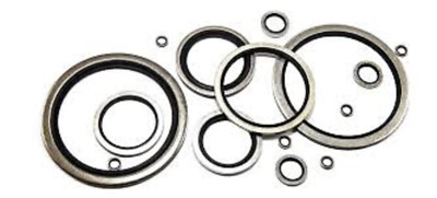 £2.79 • Buy Metric Hydraulic Washer Dowty Washer Bonded Seal BSP  Self Centering