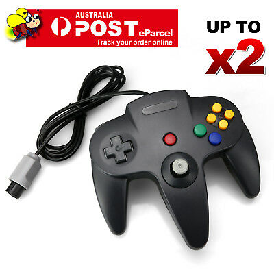 AU28.95 • Buy Classic Game Controller Gamepad Joystick For Nintendo 64 N64 System AU STOCK