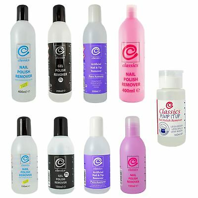 Nail Polish Remover Pure Acetone Artificial Tip Acrylic Gel Varnish 100% Acetone • 9.99£