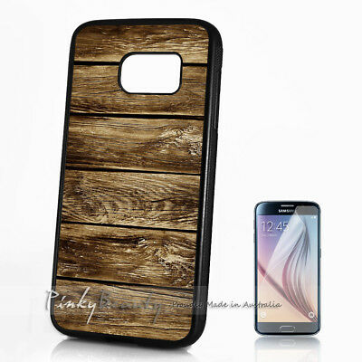 AU9.99 • Buy ( For Samsung S8 Plus / S8+ ) Case Cover P11203 Wood Pattern