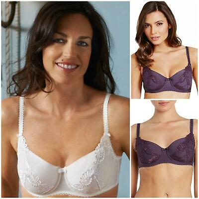 Playtex Elegant Curves Balcony Bra P00BI Non Padded Underwired Bra SALE • 10.95£