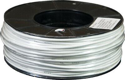 AU32.07 • Buy 4 Core Security Cable 7/0.20mm 100mtr Roll For Alarm / Intercom