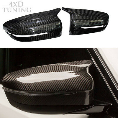 $207.68 • Buy M Performance For BMW G30 G38 G32 M5 5 6 Ser Rear View Carbon Mirror Cover 2018+