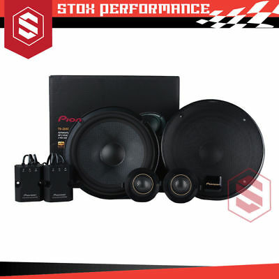 AU369 • Buy Pioneer TS-Z65C 6.5  2-Way 300 Watts Peak Hi-Res Component Car Speakers- New