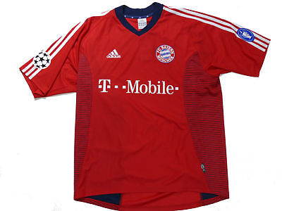 $30.44 • Buy NEW Authentic Adidas Bayern Munich Germany Soccer Jersey - Champions League UEFA