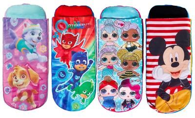 Choose From Character & Generic Kids Readybed & Sleeping Bags Cars 3, Paw Patrol • 39.99£