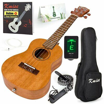 AU74.99 • Buy Ukulele Tenor 26 Inch Ukulele Uke Hawaii Guitar Mahogany Kit For Beginners Gift