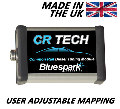 Diesel Tuning Chip Box Ford Focus Mondeo 1.6 1.8 2.0 TDCi Performance & Economy • 74.99£