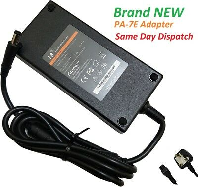 For Dell Precision M6400 M6500 Alienware 17x Laptop Charger Laptop Adaptor PA7e • 27.99£