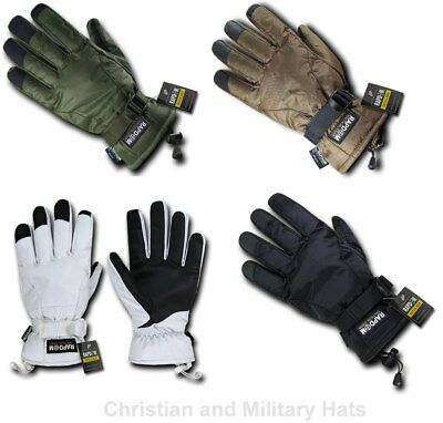 $30.95 • Buy Breathable Winter Gloves  Gauntlet Design  With Military Specs Sizes S To 2XL