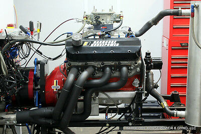 565ci Big Block Chevy Outlaw No Prep Engine 850hp+ Built-To-Order Dyno Tuned • 14,759.95$