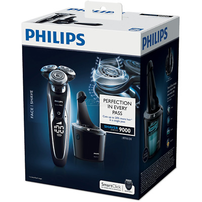 AU415.33 • Buy Philips Series 9000 Wet & Dry Men's Electric Shaver S9711 With Smart Clean