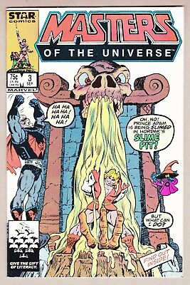 $7.50 • Buy Masters Of The Universe #3
