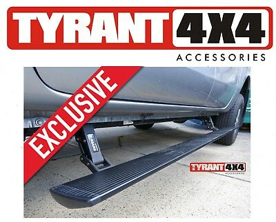 AU1650 • Buy #6562016 Holden Colorado 2018 Z71 UTE Electric Side Steps Eboard Retractable
