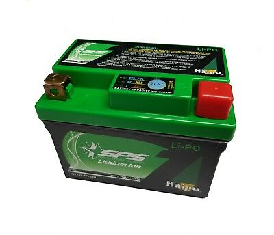 Lipo07b Sps Lithium Ion Motorcycle Battery - Replaces Ytx7l-bs • 75.99£