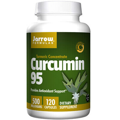 Curcumin 95 120 Caps By Jarrow Formulas • 21.11£