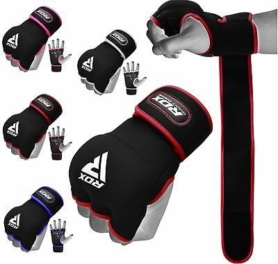 $ CDN33.99 • Buy RDX Inner Gloves Hand Wraps Bandages KickBoxing MMA Muay Thai Punching Bag CA
