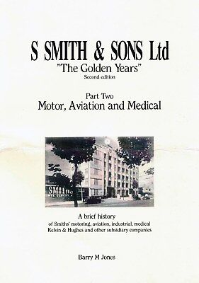 S Smith & Sons Ltd - 'The Golden Years' -Part TWO -Motoring, Aviation Etc NEW • 17£
