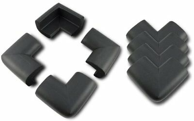 £8.49 • Buy AKORD Baby Safety Corner Protectors For Desk Table, Black
