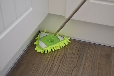 Neat Ideas - LITTLE BIG FLOOR DUSTER MOP - Choose Your Colour - Extends To 97cm  • 6£