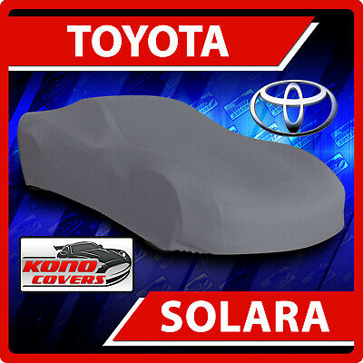 $57.95 • Buy [Fits Toyota SOLARA] CAR COVER - Ultimate Full Custom-Fit All Weather Protection