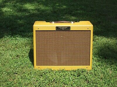AU1851.57 • Buy Classic Tweed Deluxe 5E3 The Best Carl's Custom Amps Video Demo!
