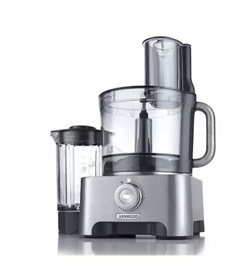 View Details Kenwood FPM910 Multipro Excel Food Processor, 1300W - Silver • 349.89£