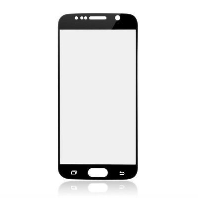 $ CDN6.90 • Buy For Samsung Galaxy A3 A5 A7 2017 S8 Full Cover Tempered Glass Screen Protector
