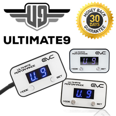 AU235 • Buy IDrive WindBooster Throttle Control For FORD ESCAPE EVC606