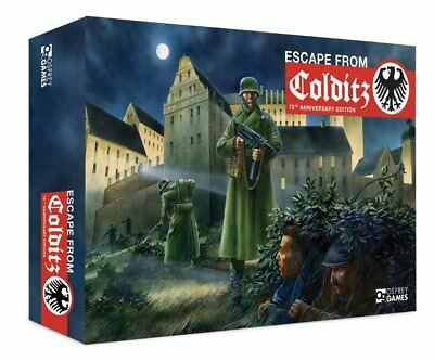 Escape From Colditz - Edition 75° Anniversary Game Table NEW ENG • 56.85£