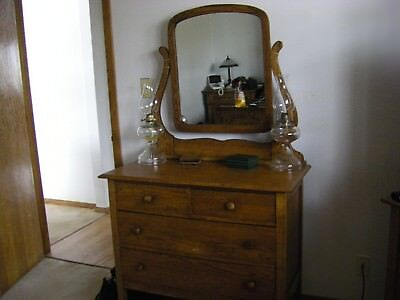 Antique Dresser With Mirror Compare Prices On Dealsan Com